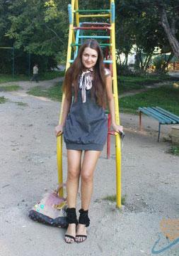 A pretty girl - Datingukraineonline.com