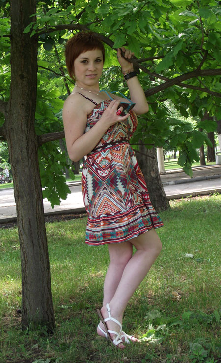 Beautiful young woman - Datingukraineonline.com